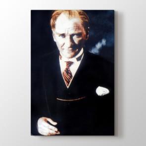 Atatürk Portresi Tablosu | Muestafa Kemal Tabloları - duvargiydir.com
