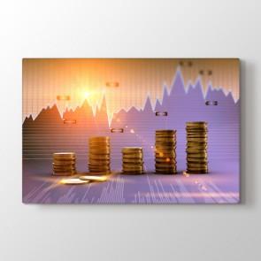 Ekonomi ve Para Tablosu | İş Yeri ve Ofis Tabloları - duvargiydir.com