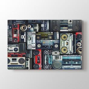 Müzik Setleri Tablosu | Müzik Temalı Tablolar - duvargiydir.com