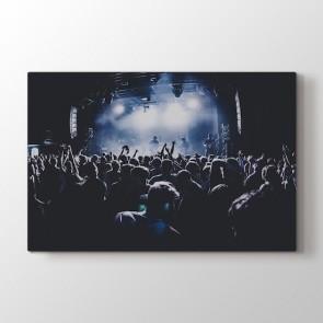 Konser Alanı Tablosu | Müzik ve Jazz Tabloları - duvargiydir.com