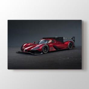 Mazda Yarış Arabası Tablosu | Araba Tabloları - duvargiydir.com