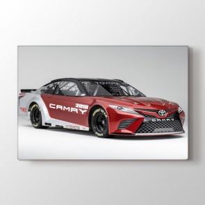 Toyota Yarış Arabası Tablosu | Araba Tabloları - duvargiydir.com