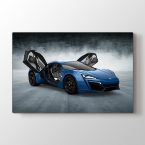 W Motors Lykan Hypersport Tablosu
