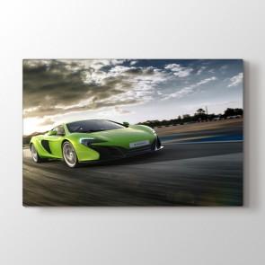 McLaren 650S Tablosu | Spor Araba Tabloları - duvargiydir.com