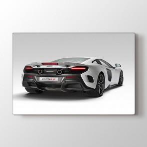 McLaren 675LT Tablosu | Motor Sporları Tabloları - duvargiydir.com