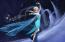 Elsa'nın Büyüsü Duvar Kağıdı Modeli
