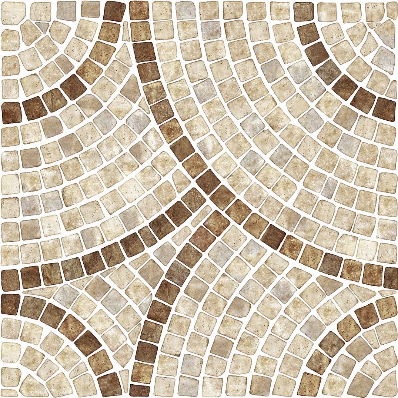 Mozaik Taş Duvar 3 Boyutlu Manzaralı Duvar Kağıdı
